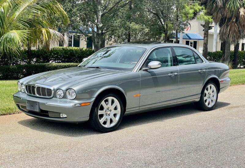 2004 Jaguar XJ-Series for sale at VE Auto Gallery LLC in Lake Park FL