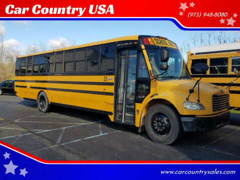2008 Freightliner B2 Chassis for sale at Car Country USA in Augusta NJ