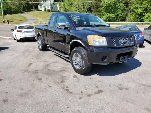 2010 Nissan Titan for sale at DISCOUNT AUTO SALES in Johnson City TN