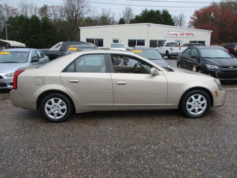 2006 Cadillac CTS for sale at Hickory Wholesale Cars Inc in Newton NC