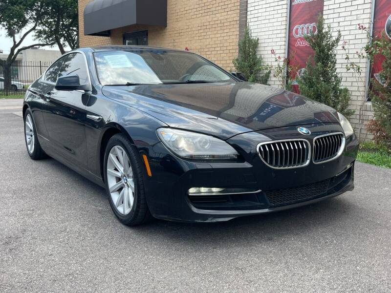 2012 BMW 6 Series for sale at Auto Imports in Houston TX