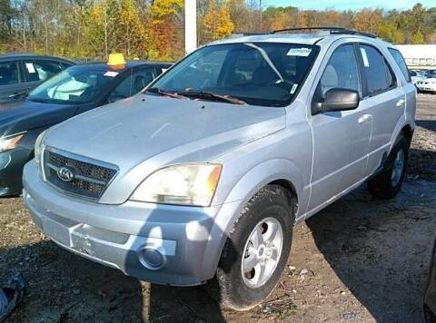 2006 Kia Sorento for sale at Angelo's Auto Sales in Lowellville OH