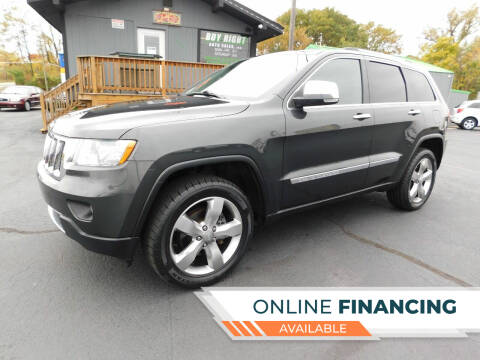 2011 Jeep Grand Cherokee for sale at Buy Right Auto Sales Inc in Fort Wayne IN