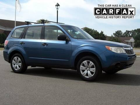 2009 Subaru Forester for sale at Atlantic Car Company in East Windsor CT
