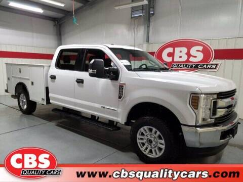 2019 Ford F-250 Super Duty for sale at CBS Quality Cars in Durham NC