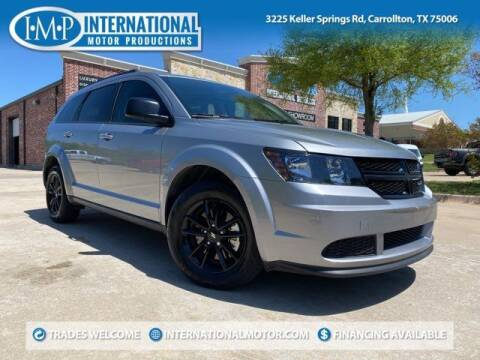 2020 Dodge Journey for sale at International Motor Productions in Carrollton TX