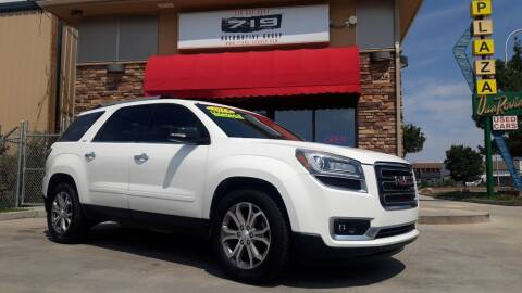 2014 GMC Acadia for sale at 719 Automotive Group in Colorado Springs CO