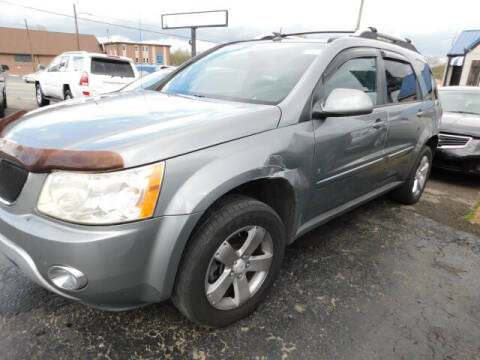 2006 Pontiac Torrent for sale at WOOD MOTOR COMPANY in Madison TN