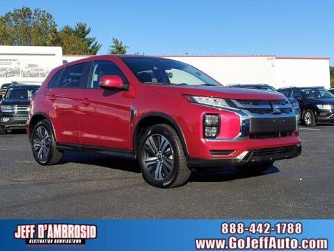 2020 Mitsubishi Outlander Sport for sale at Jeff D'Ambrosio Auto Group in Downingtown PA