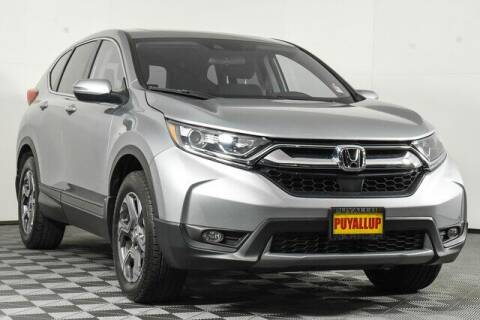 2018 Honda CR-V for sale at Washington Auto Credit in Puyallup WA
