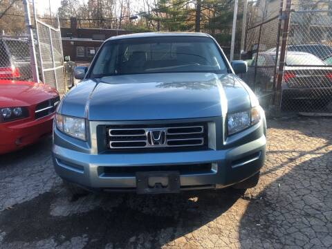 2006 Honda Ridgeline for sale at Six Brothers Auto Sales in Youngstown OH