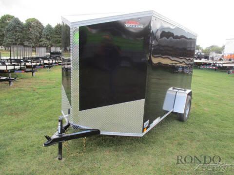 2022 United Enclosed Cargo XLV-612SA30-S for sale at Rondo Truck & Trailer in Sycamore IL