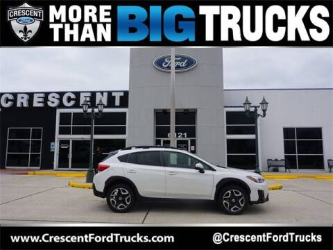 2018 Subaru Crosstrek for sale at Crescent Ford in Harahan LA