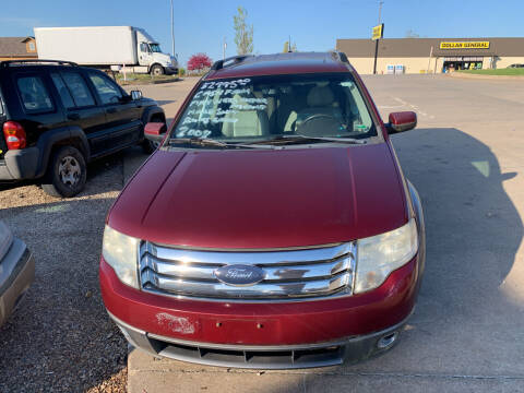 2008 Ford Taurus X for sale at Camdenton Motors & Marine in Camdenton MO