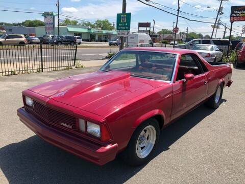 1978 Chevrolet El Camino for sale at MAGIC AUTO SALES in Little Ferry NJ