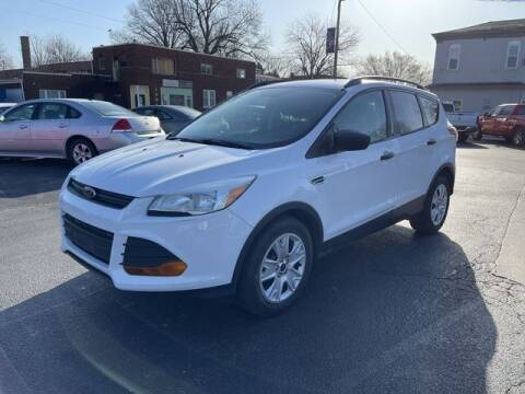 2016 Ford Escape for sale at JC Auto Sales in Belleville IL