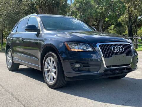 2012 Audi Q5 for sale at HIGH PERFORMANCE MOTORS in Hollywood FL
