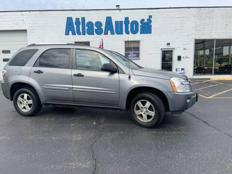 2005 Chevrolet Equinox for sale at Atlas Auto in Rochelle IL