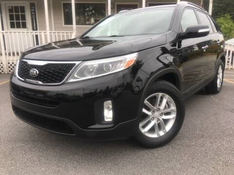 2015 Kia Sorento for sale at Georgia Car Shop in Marietta GA