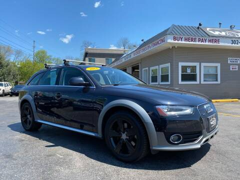 2013 Audi Allroad for sale at WOLF'S ELITE AUTOS in Wilmington DE