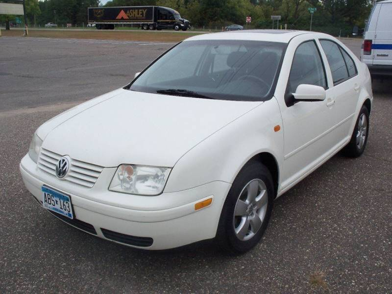 2003 Volkswagen Jetta for sale at Country Side Car Sales in Elk River MN