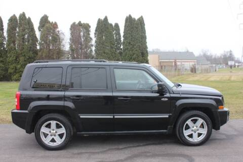 2010 Jeep Patriot for sale at D & B Auto Sales LLC in Washington Township MI