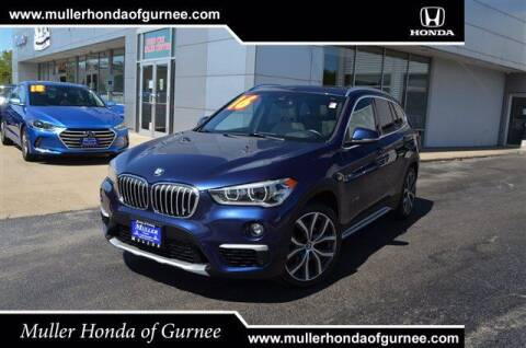 2016 BMW X1 for sale at RDM CAR BUYING EXPERIENCE in Gurnee IL