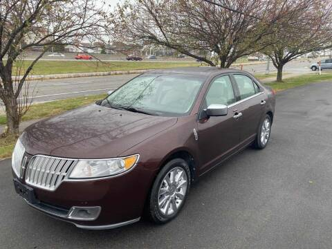 2012 Lincoln MKZ for sale at Auto Hub in Grandview MO