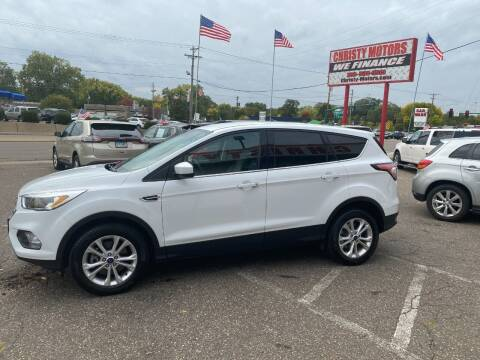 2017 Ford Escape for sale at Christy Motors in Crystal MN