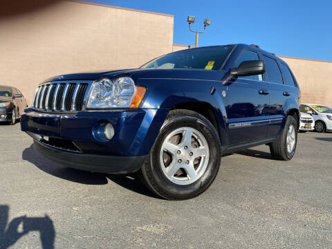 2005 Jeep Grand Cherokee for sale at Cars 2 Go in Clovis CA