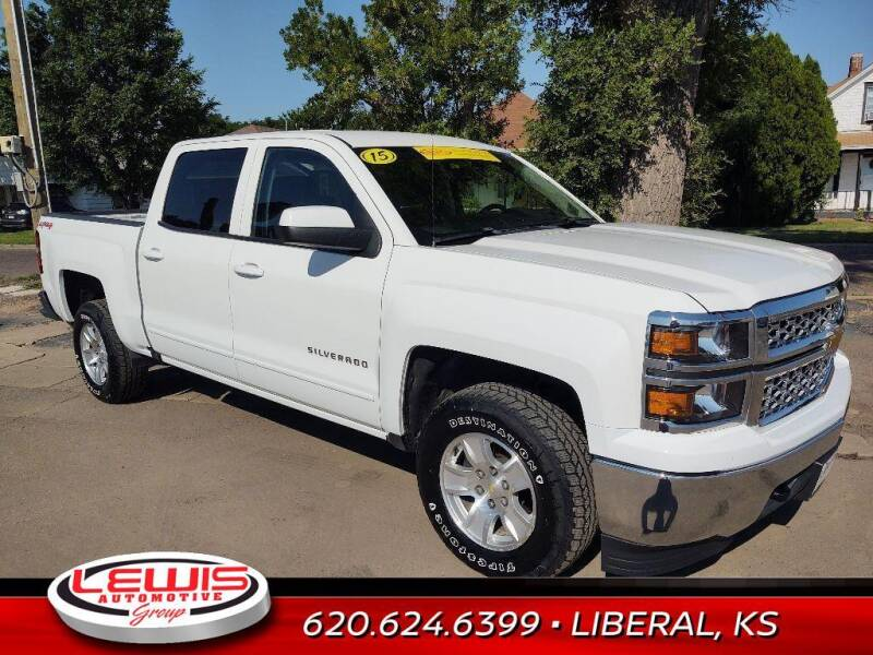 2015 Chevrolet Silverado 1500 for sale at Lewis Chevrolet Buick of Liberal in Liberal KS