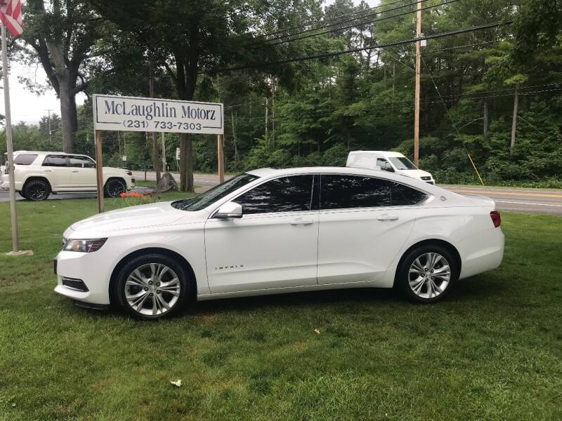 2014 Chevrolet Impala for sale at McLaughlin Motorz in North Muskegon MI