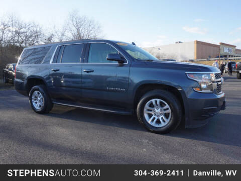 2020 Chevrolet Suburban for sale at Stephens Auto Center of Beckley in Beckley WV