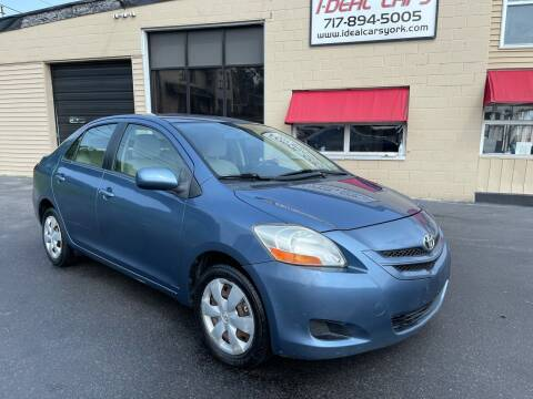 2007 Toyota Yaris for sale at I-Deal Cars LLC in York PA