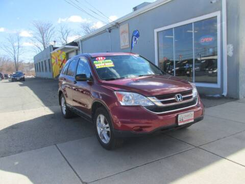2011 Honda CR-V for sale at Omega Auto & Truck Center, Inc. in Salem MA