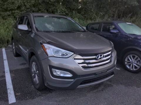 2014 Hyundai Santa Fe Sport for sale at Strosnider Chevrolet in Hopewell VA