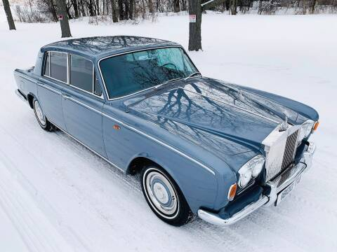1967 Rolls-Royce Silver Shadow for sale at Park Ward Motors Museum - Park Ward Motors in Crystal Lake IL