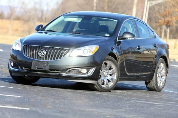 2016 Buick Regal for sale at MGM Motors LLC in De Soto KS