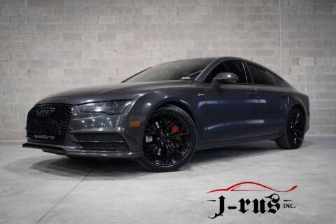 2016 Audi A7 for sale at J-Rus Inc. in Macomb MI