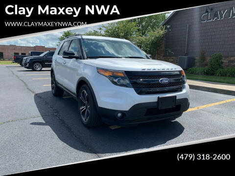 2014 Ford Explorer for sale at Clay Maxey NWA in Springdale AR