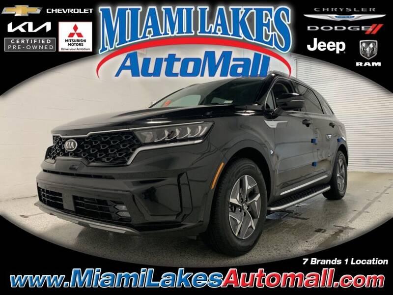 2021 Kia Sorento Hybrid for sale in Miami, FL