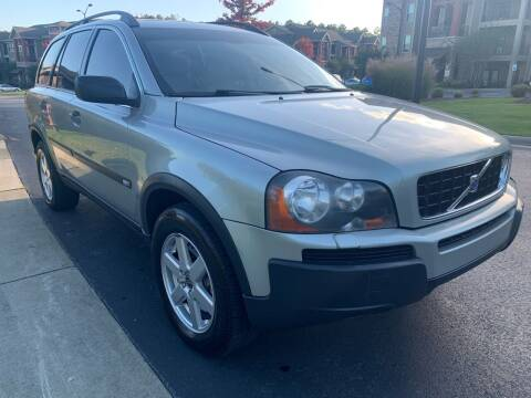 2005 Volvo XC90 for sale at LA 12 Motors in Durham NC