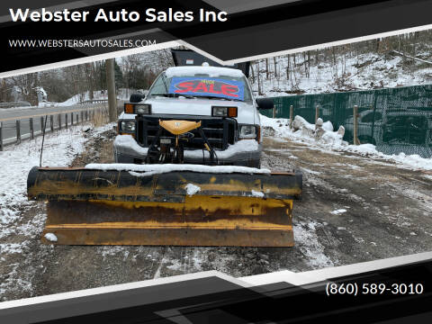 2005 Ford F-250 Super Duty for sale at Webster Auto Sales Inc in Terryville CT