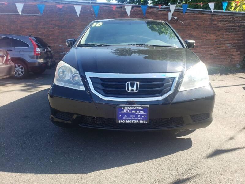 2010 Honda Odyssey for sale at JFC Motors Inc. in Newark NJ