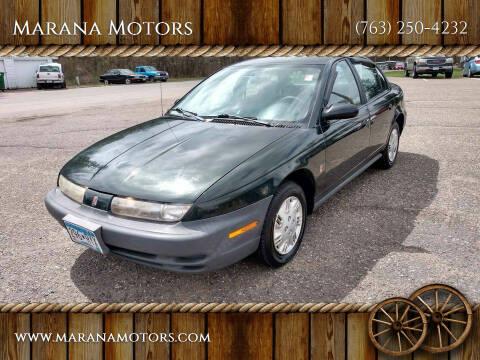 1999 Saturn S-Series for sale at Marana Motors in Princeton MN