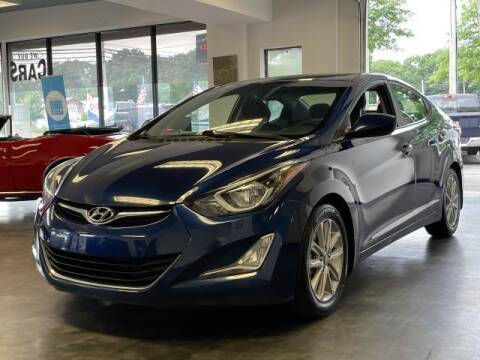 2016 Hyundai Elantra for sale at CERTIFIED HEADQUARTERS in St James NY