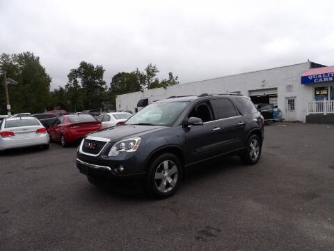 2011 GMC Acadia for sale at United Auto Land in Woodbury NJ