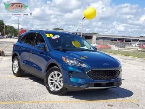 2020 Ford Escape for sale at GATOR'S IMPORT SUPERSTORE in Melbourne FL