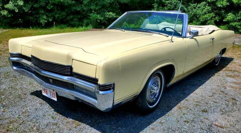 1969 Mercury Marquis for sale at The Car Store in Milford MA