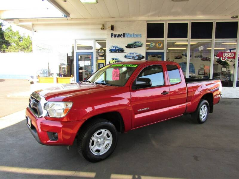 2012 Toyota Tacoma for sale at Powell Motors Inc in Portland OR